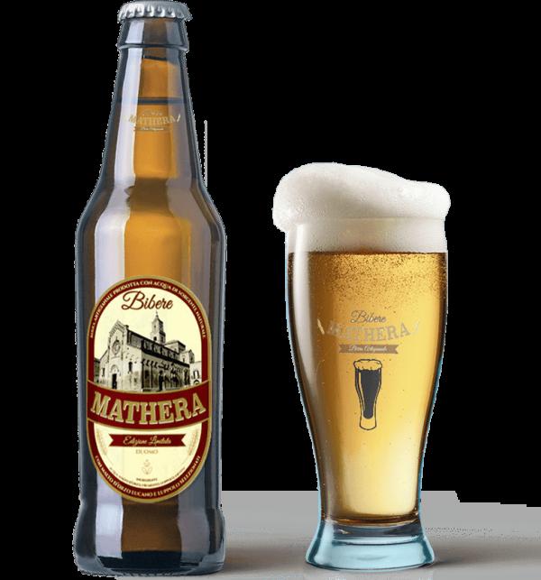 Birra Mathera BIonda
