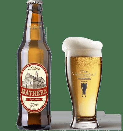 Birra Mathera Rossa