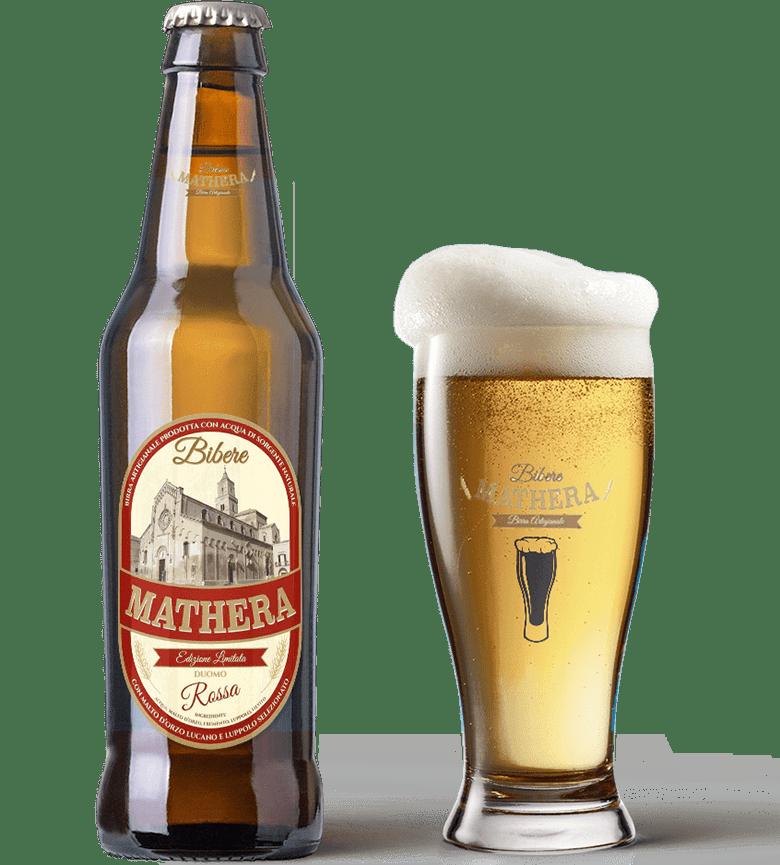 Birra artigianale Mathera Blanche 33cl