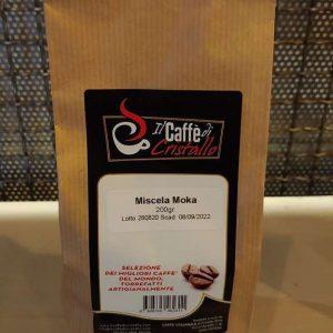 Il Caffe di Cristallo Macinato per Moka