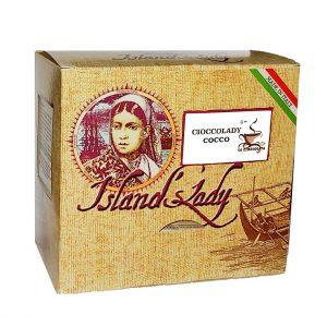 Island's Lady Linea professionale Cioccolata Calda in bustine 15 pz COCCO