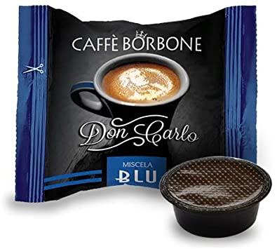 Capsule Caffè Borbone Compatibili Lavazza A Modo Mio Miscela Blu 10pz