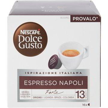 Capsule Caffè Espresso Napoli Dolce Gusto pz13
