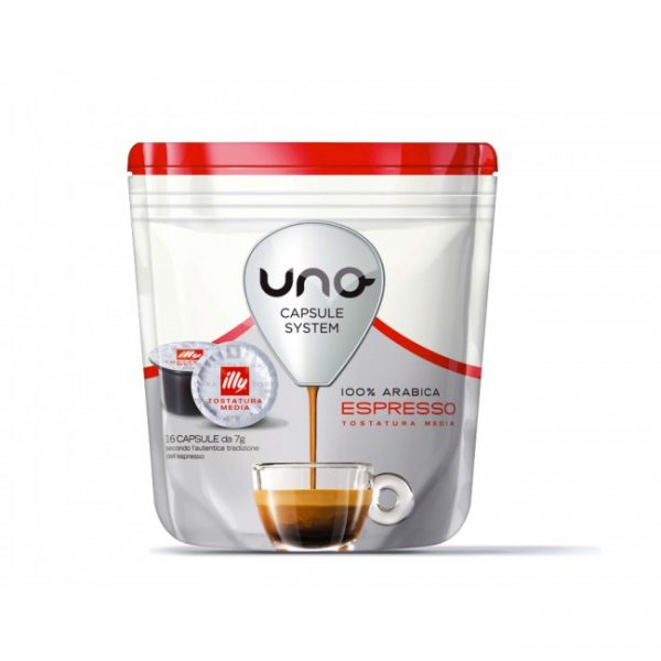 Capsule Illy Uno System 16 pz