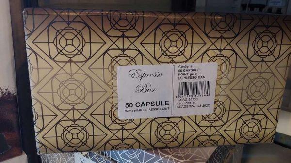 Capsule Lavazza Compatibili Espresso Point 50pz