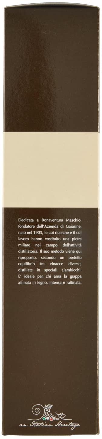 Grappa 903 Barrique 350 ml Maschio Bonaventura