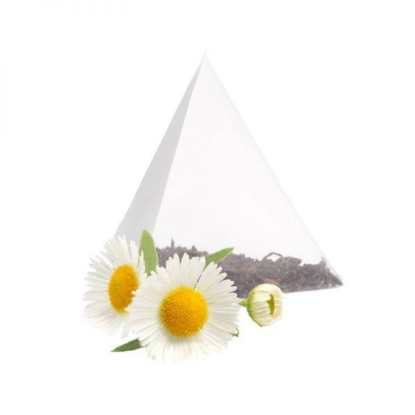 INFUSO Island's Lady Linea Professionale Box 15 Filtri Piramidali INFUSO DI CAMOMILLA