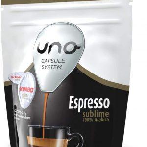Kimbo Capsule di Caffè Espresso Sublime Uno System16 pz