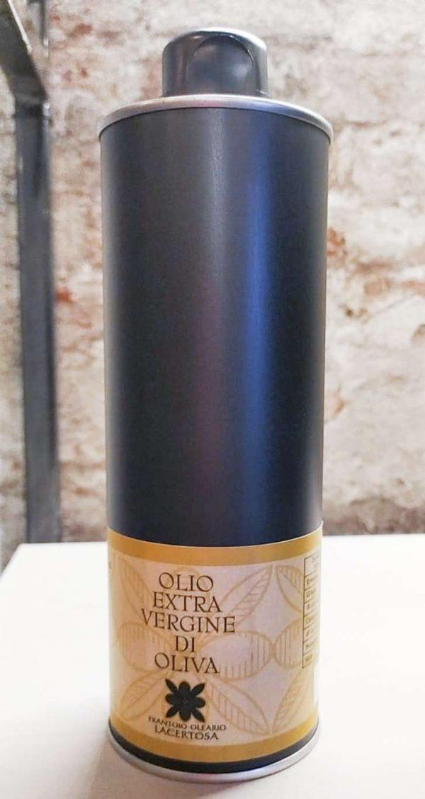 Olio Extravergine di Oliva Lacertosa 50 cl EVO