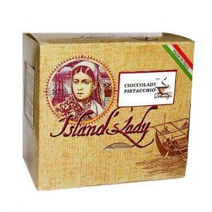 Island's Lady Linea professionale Cioccolata Calda in bustine 15 pz PISTACCHIO