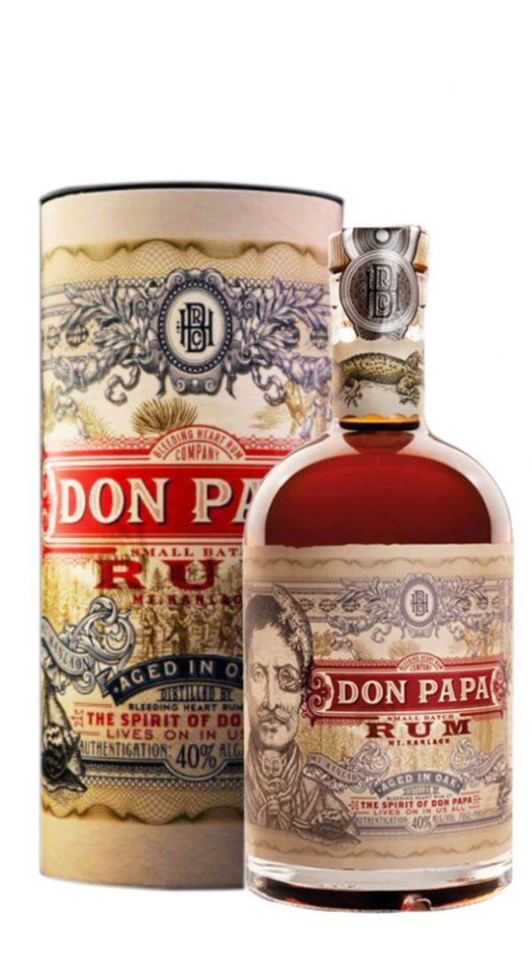 Rum Don Papa 70 cl Edizione Limitata