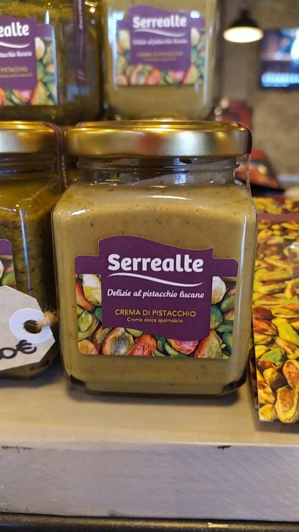 Serrealte Crema di pistacchio 200 gr