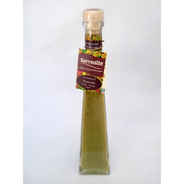 Serrealte Cremosa al Pistacchio Liquore 20 cl