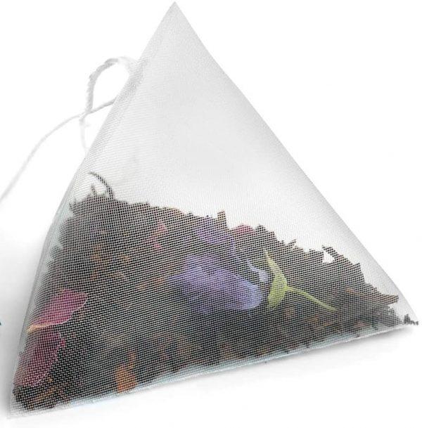 Te Island's Lady Linea Professionale Box 15 Filtri Piramidali THE NERO MASALA CHAI