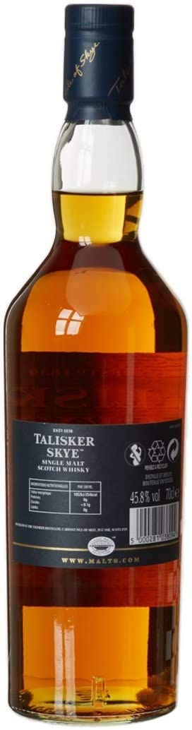 Talisker Skye Single Malt Scotch Whisky 70 cl Astuccio