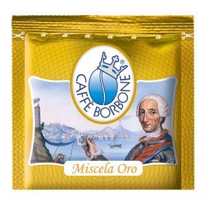 Caffè Borbone Cialda Gialla Box 50 pz