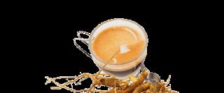 Cialda Caffe Monodose Aromatizzato al Ginseng 25 pz (ESE 44 )