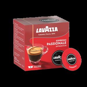 Capsule Caffè Lavazza Passionale A Modo Mio 16 pz