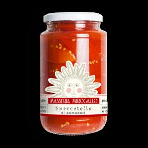 Masseria Mirogallo Spaccatelle di pomodoro 540 gr