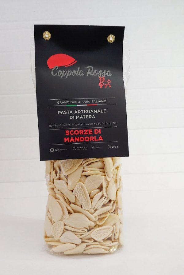 Pasta Scorze di Mandorla 500